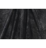 Imitation leather Vintage IL13 - black metallic