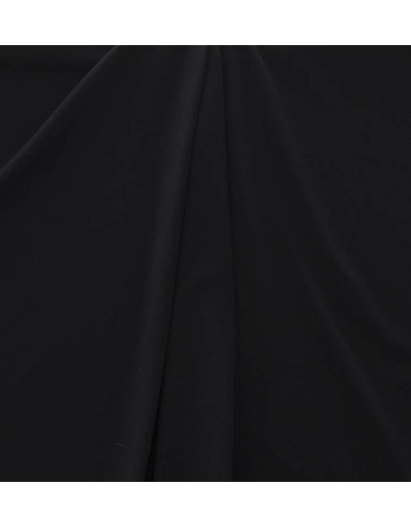 Gabardine Terlenka Stretch (lourd) WT60 - Noir