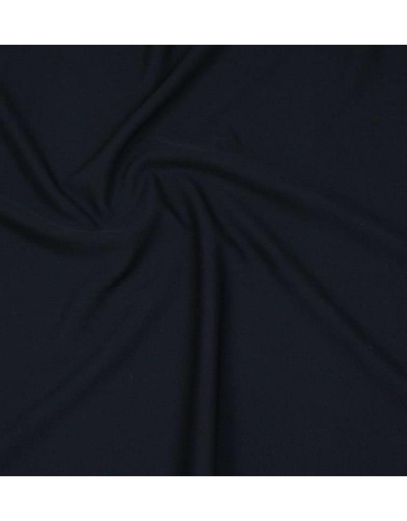 Gabardine Terlenka Stretch (zwaar)  WT80 - nacht blauw