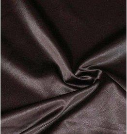 Brillant Coton Uni S8 - brun chocolat