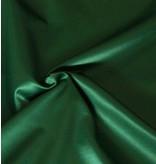 Glans Katoen Uni S9 - smaragd groen