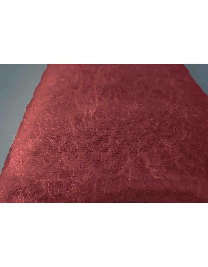Fluffy Tricoter B08 - brique rouge