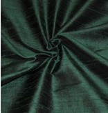 Dupion Silk D5 - dark green