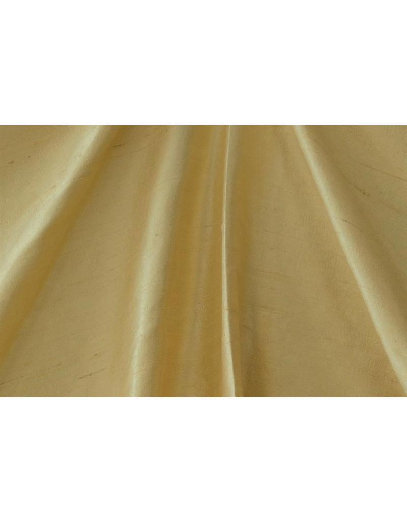 Dupion Silk D31 - jaune doux
