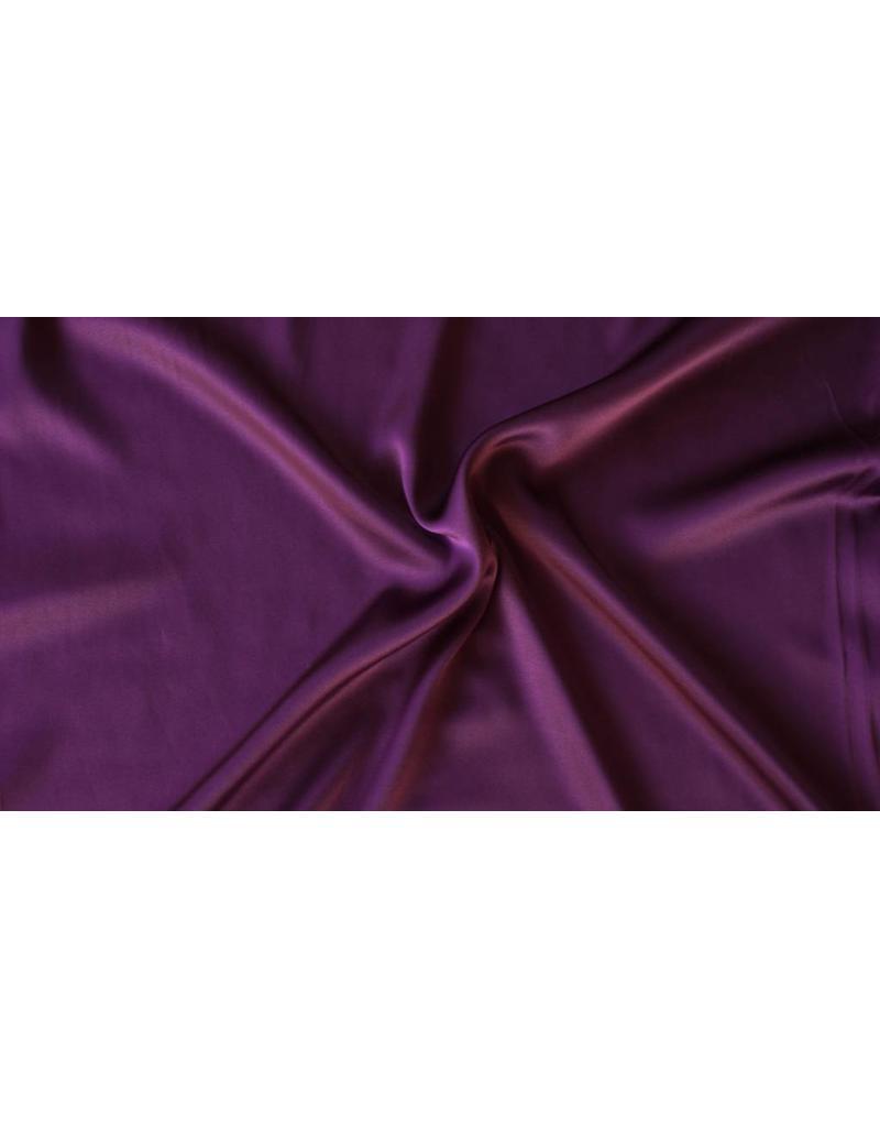 Soie avec Élasthane D23 - violet