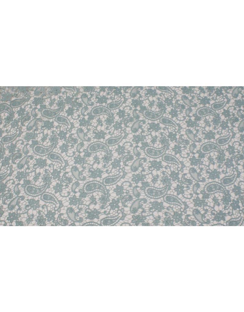 Lace K01 - powder green