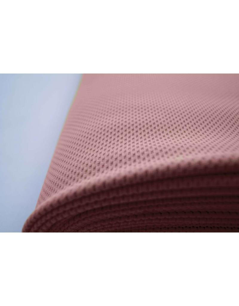 Piqué Stretch PS9 - powder pink