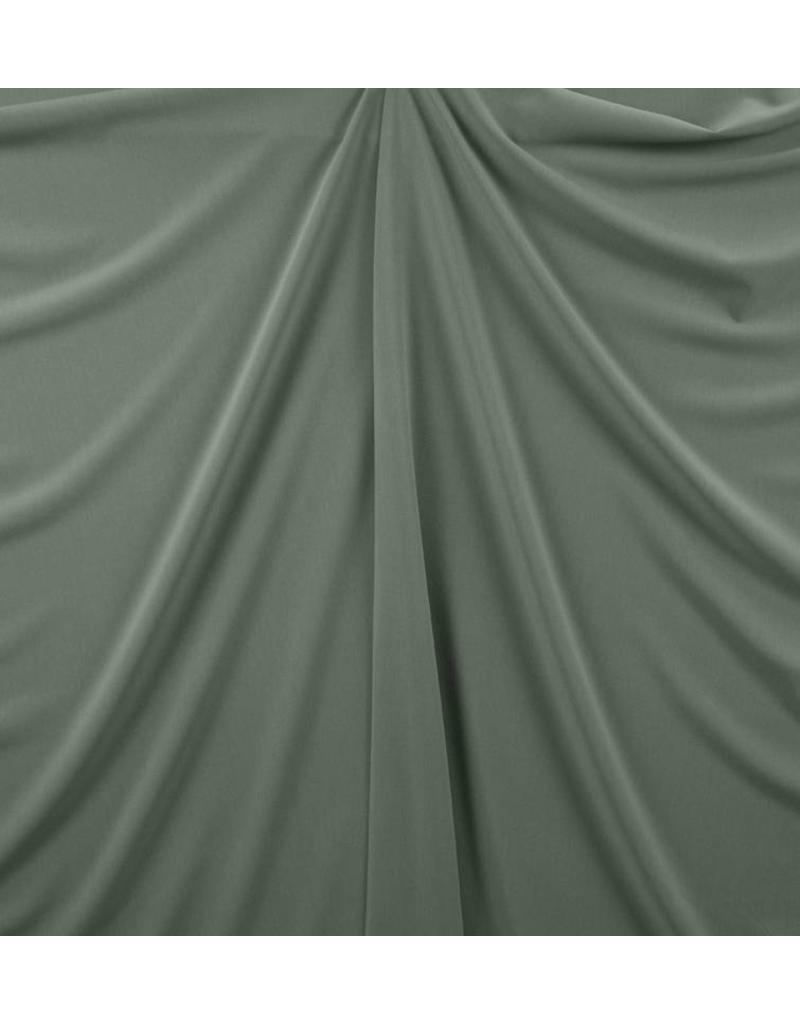 Gabardine Terlenka Stretch (schwer) WT52 - pudergrün