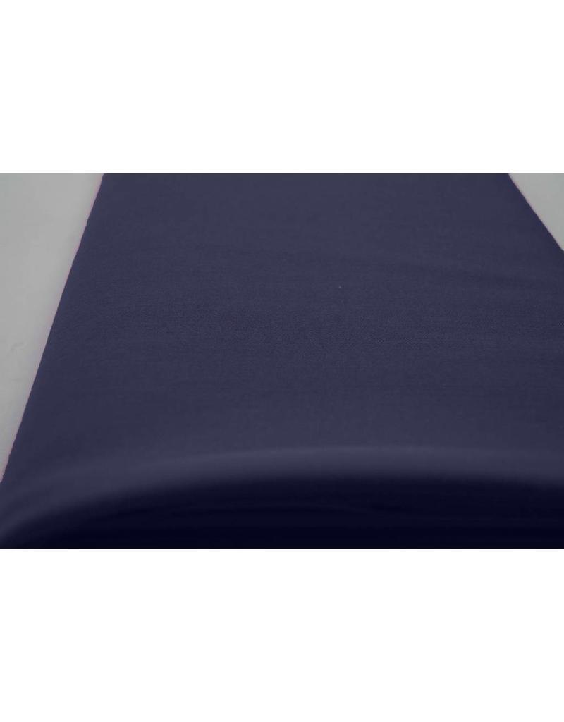 Gabardine Terlenka Stretch (heavy) WT54 - navy blue