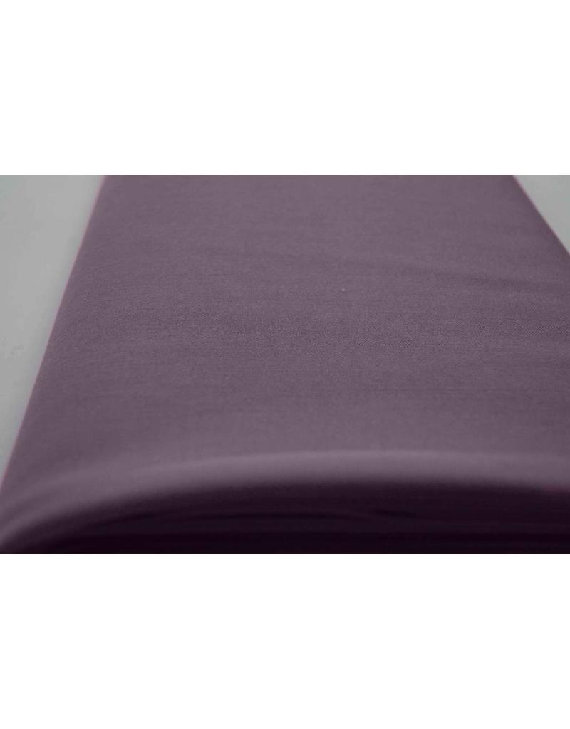 Gabardine Terlenka Stretch (heavy) WT58 - aubergine