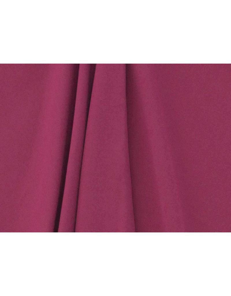 Gabardine Terlenka Stretch (schwer) WT82 - dunkle Fuchsie