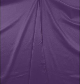 Coton Satin Uni 004 - violet - DERNIER