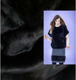 Fourrure B6 - noir