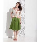 Glossy Cotton Uni S16