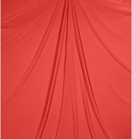 Embossed Chiffon SC11 - coral