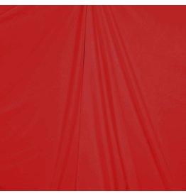 Satin lavé mat FM18 - rouge vif