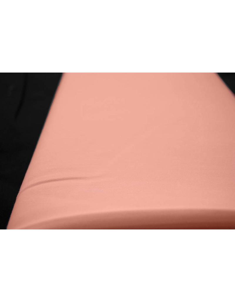 Gabardine Terlenka Stretch (zwaar) WT84 - zalmroze