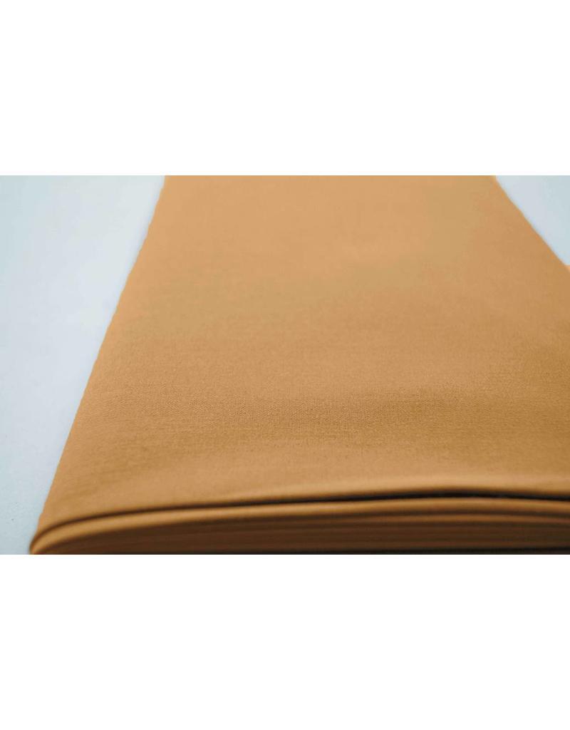 Gabardine Terlenka Stretch (lourd) WT85 - ocre jaune