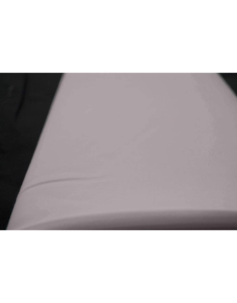 Gabardine Terlenka  Stretch (zwaar)  WT83 - licht lila / grijs