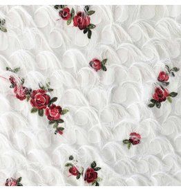 Polyester Embroidered 1177
