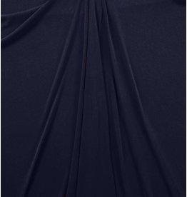 Jersey de Mousseline MJ05 - bleu foncé