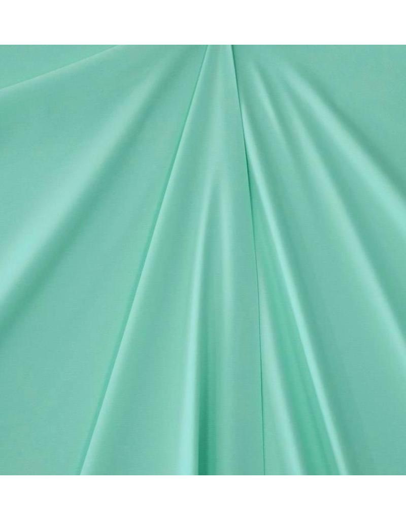 Katoen Jersey V13 - mint groen