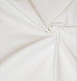 Jersey coton V6 - blanc cassé