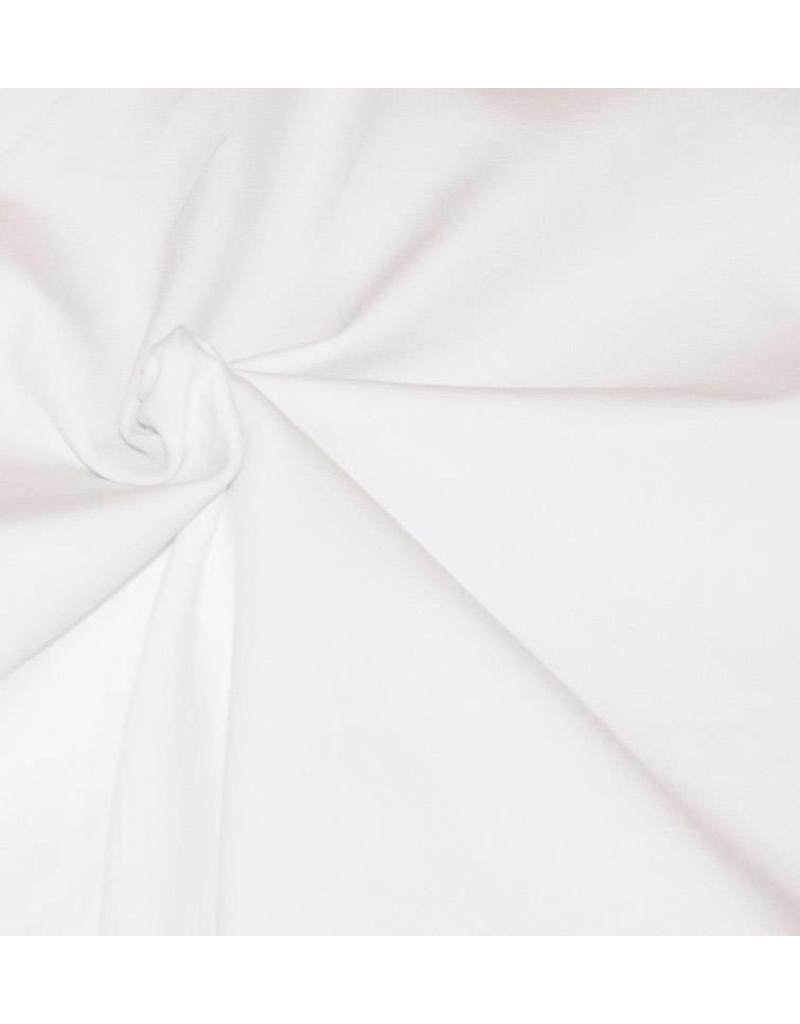 Baumwolljersey V5 - weiß