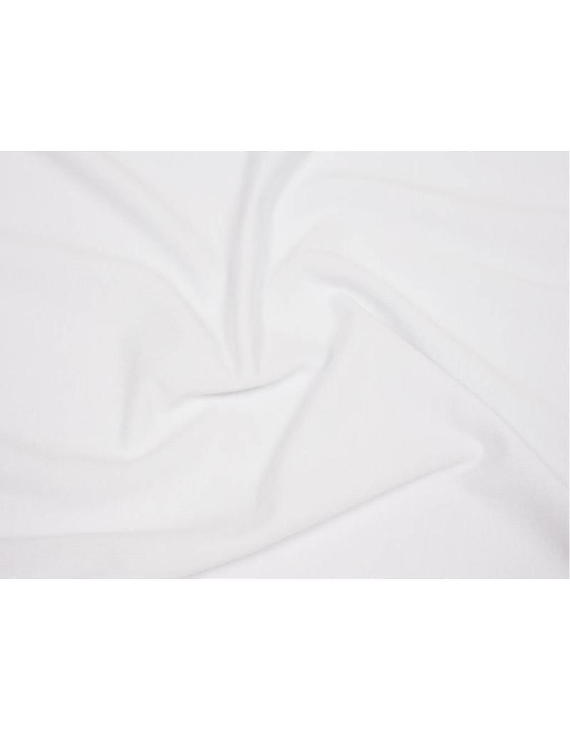 Viskose Jersey V50 - weiß