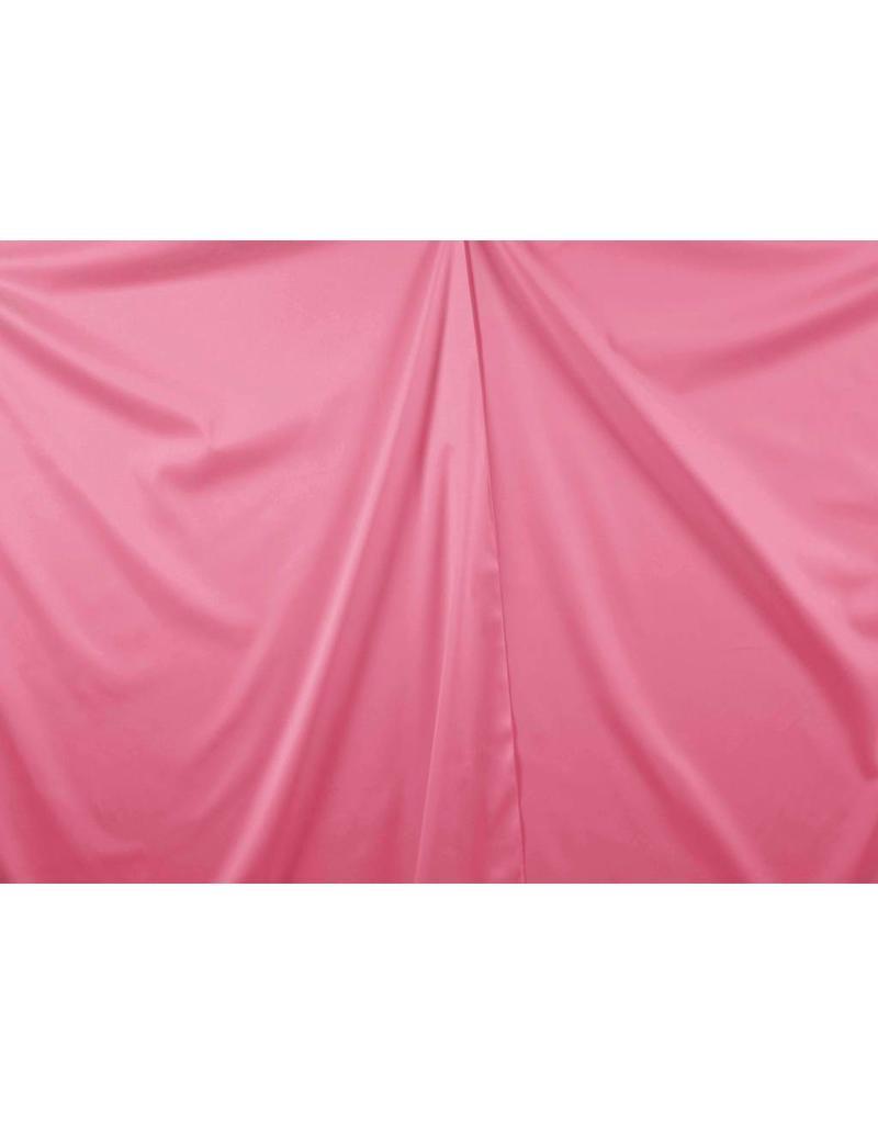 Cotton Satin Uni 009 - leuchtend pink