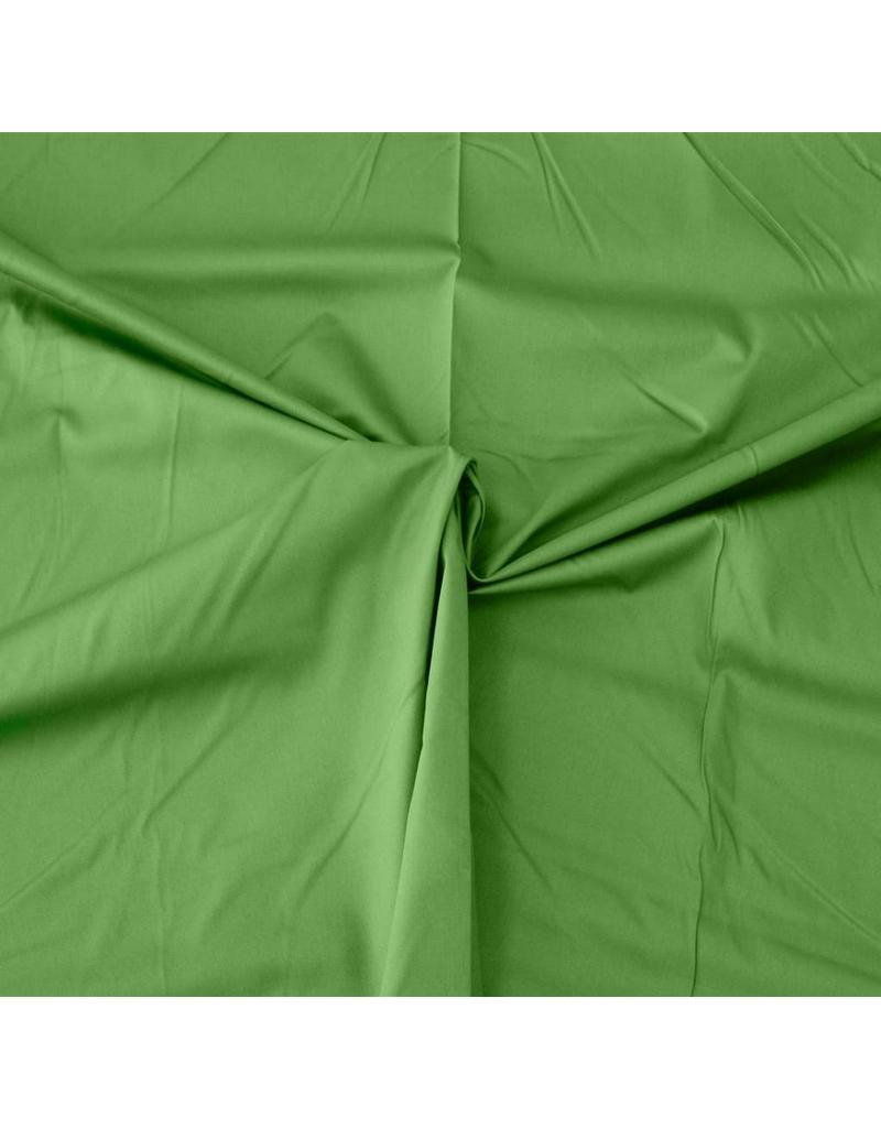 Katoen Satijn Uni 003 - groen