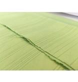 Coton Satin Stripe Uni 0062 - vert clair