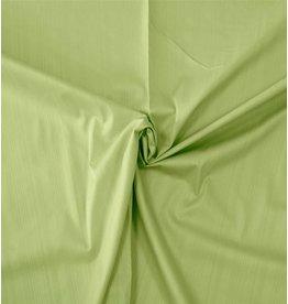 Baumwollsatin Uni Streif 0062 - hellgrün