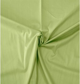 Cotton Satin Stripe Uni 0062 - light green