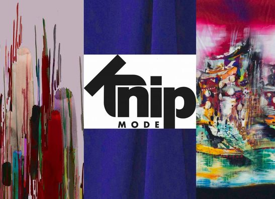 Fabrics Knipmode October
