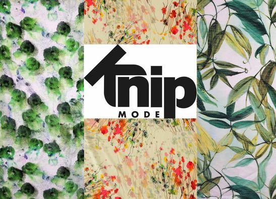Fabrics Knipmode March