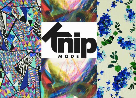 Fabrics Knipmode April