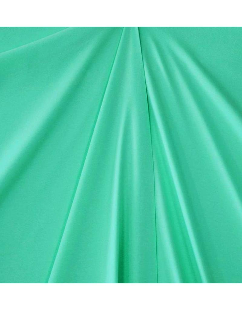 Viscose Jersey V75 - vert menthe lourd