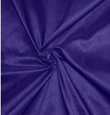 Dupion Zijde D35 - donker kobaltblauw / paars