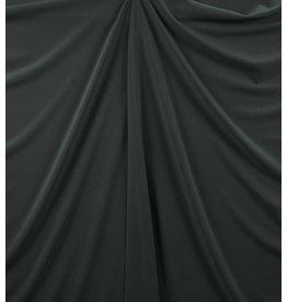 Gabardine Terlenka  Stretch (zwaar) WT87 - donker aquagroen