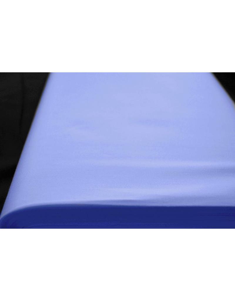 Katoen Satijn Uni 0028 - korenbloemblauw