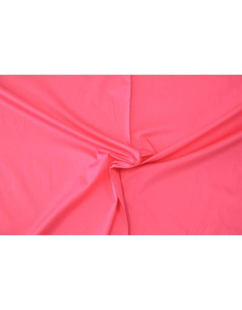 Satin Cotton Uni 0031 - bright pink