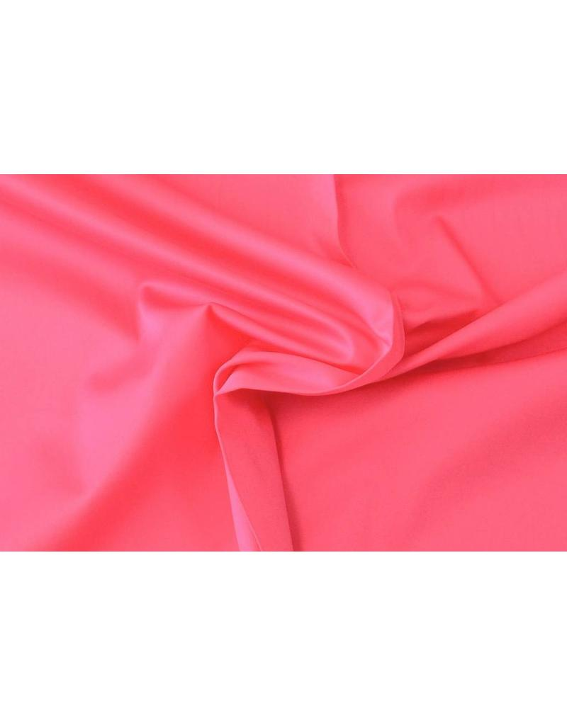 Coton Satin Uni 0031 - rose vif