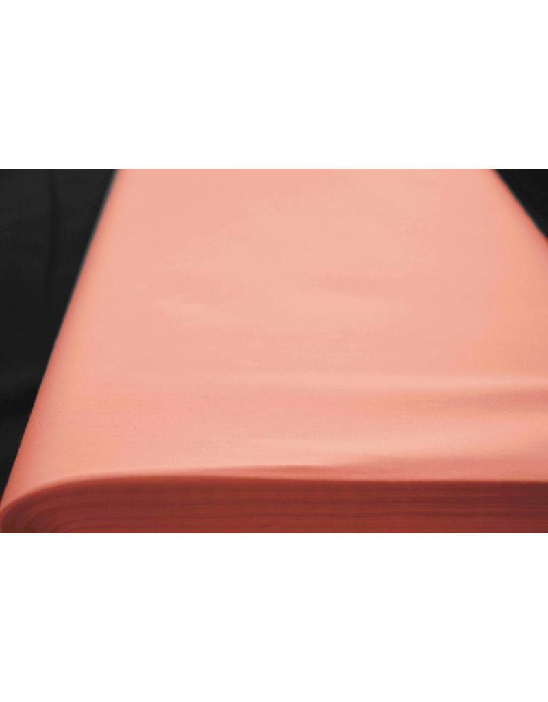 Satin Cotton Uni 0029 -  salmon