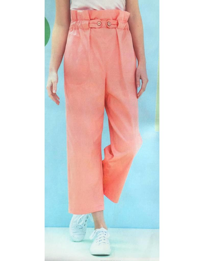 Cotton Satin Uni 0029 - Lachs