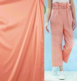 Cotton Satin Uni 0029 - salmon