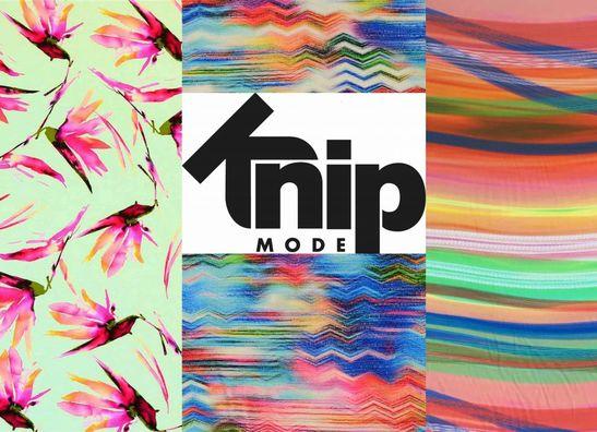 Fabrics Knipmode June