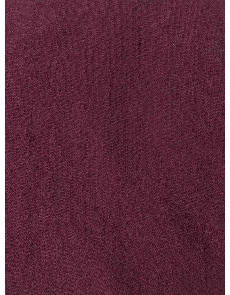 Lin clair AL09 - rouge bordeaux foncé