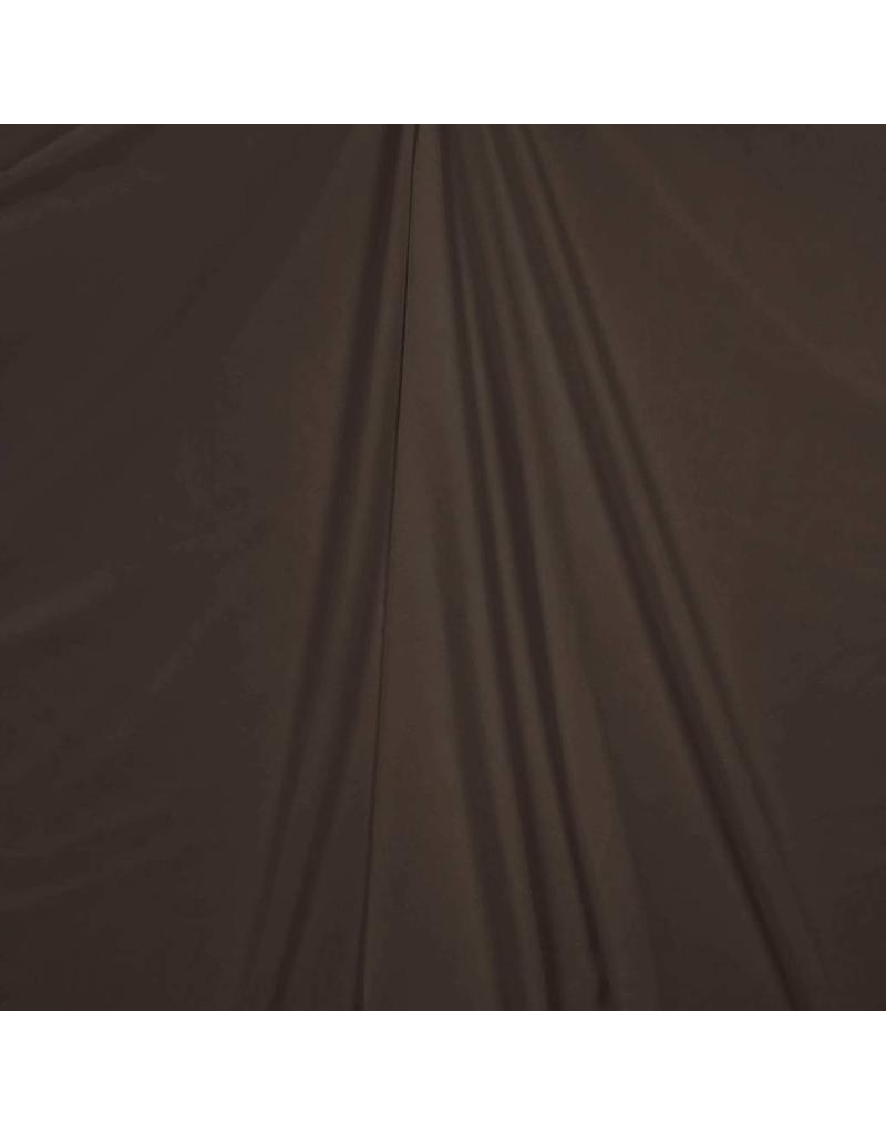 Cupro Uni TC08 - dark brown