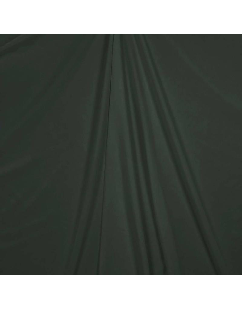 Cupro Satijn Uni TC09 - donkergroen